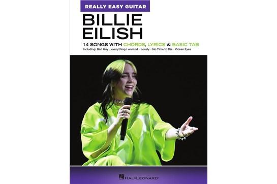 Billie Eilish – Really Easy Guitar Series