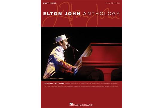 Elton John Anthology - 2nd Edition for Easy Piano