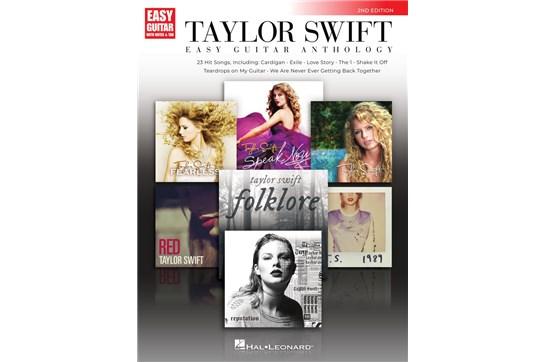 Taylor Swift – Easy Guitar Anthology