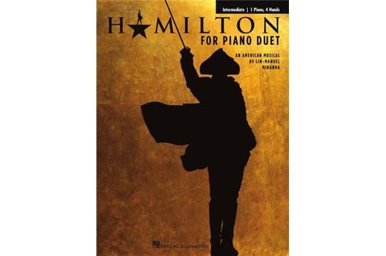 Hamilton for Piano Duet