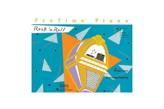 Piano Adventures PreTime Piano Rock 'n Roll