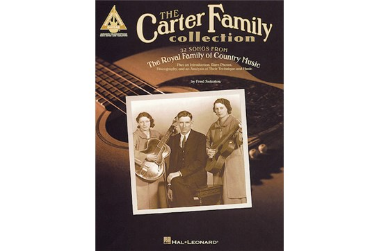 The Carter Family Collection Tab