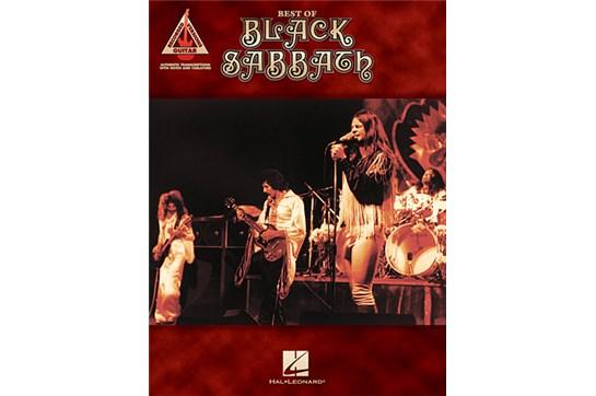 Best of Black Sabbath- Gtr Tab