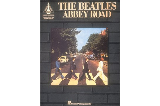 The Beatles Abbey Road - Guitar TAB