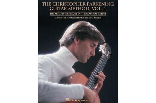8211B1 C6, The Christopher Parkening Guitar Method 1