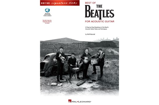 Beatles Best Of for Acoustic Guitar