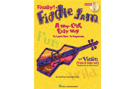 Finally! Fiddle Jam for Violin