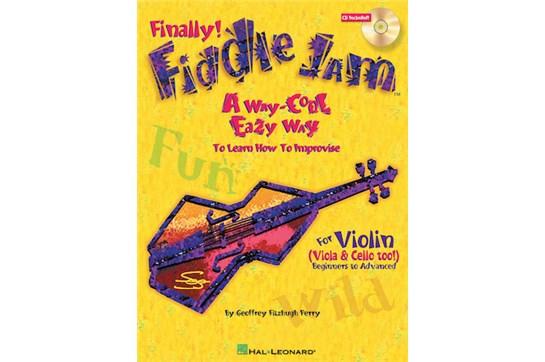 Finally! Fiddle Jam for Violin