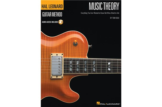 Hal Leonard Music Theory for Guitarists
