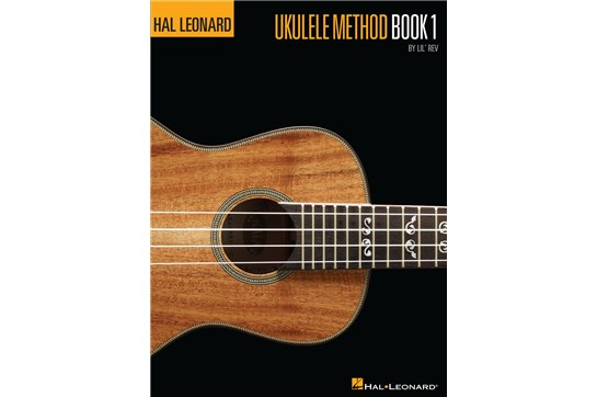 Hal Leonard Ukulele Method 1