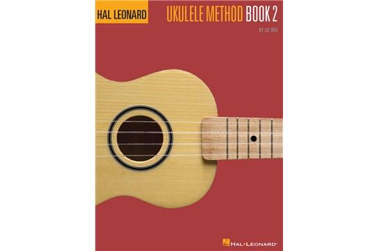 Hal Leonard Ukulele Method 2