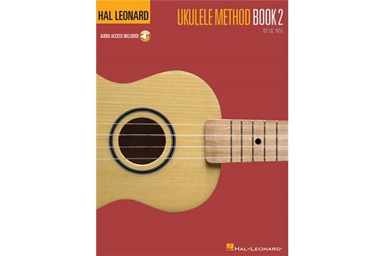 Ukulele Method Bk 2 w/online audio