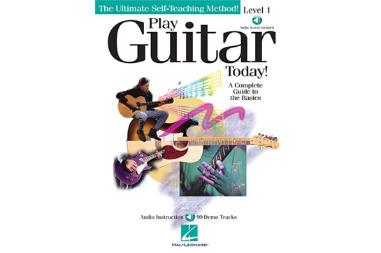 Play Guitar Today Level 1