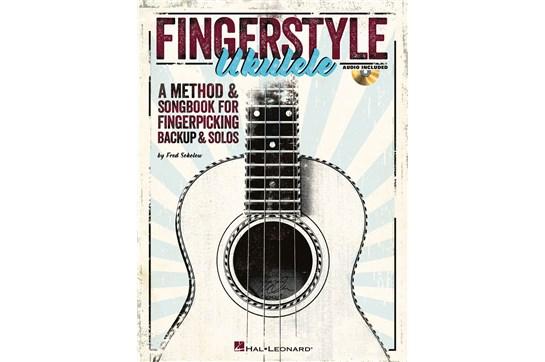 Fingerstyle Ukulele TAB w/CD