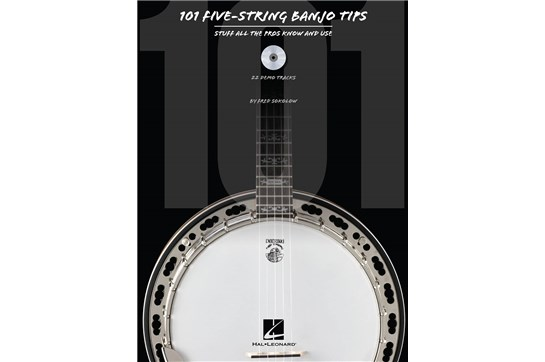 101 Five String Banjo Tips w/CD
