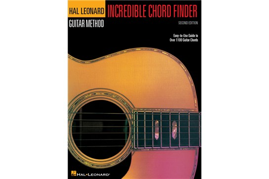 Incredible Chord Finder Complete 9