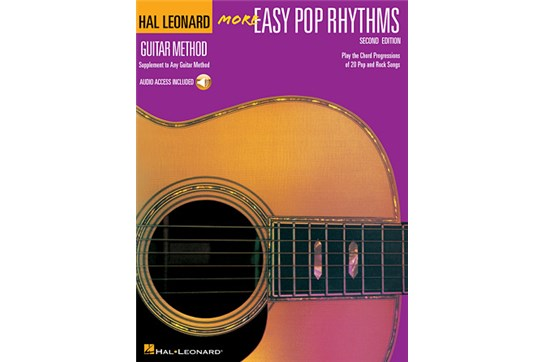More Easy Pop Rhythms 2nd Edition