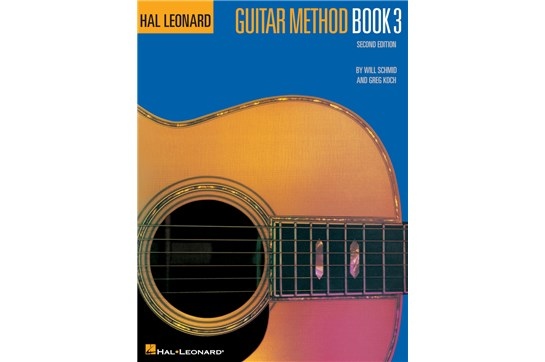 Hal Leonard Guitar Method 3
