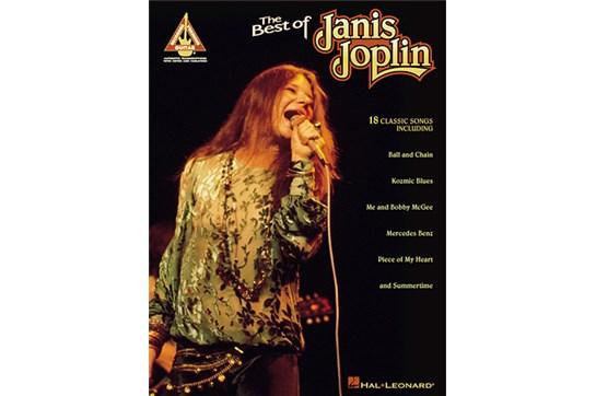 Best of Janis Joplin (Guitar)