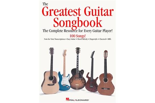 Greatest Guitar Songbook GtrTab