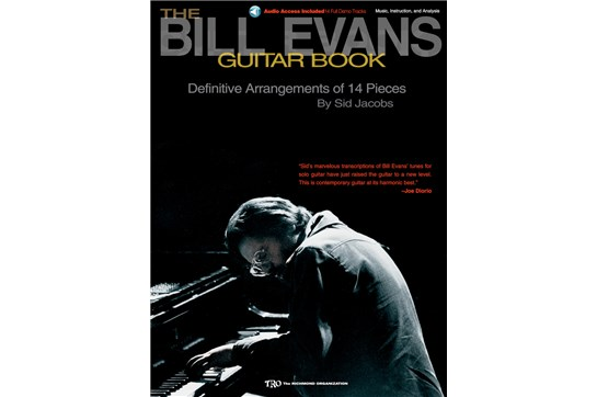 Bill Evans Guitar Book
