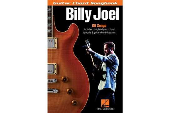 Billy Joel Guitar Chord Songbook