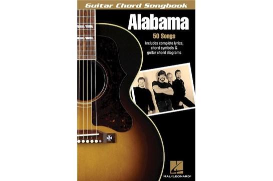 Alabama Guitar Chord Songbook