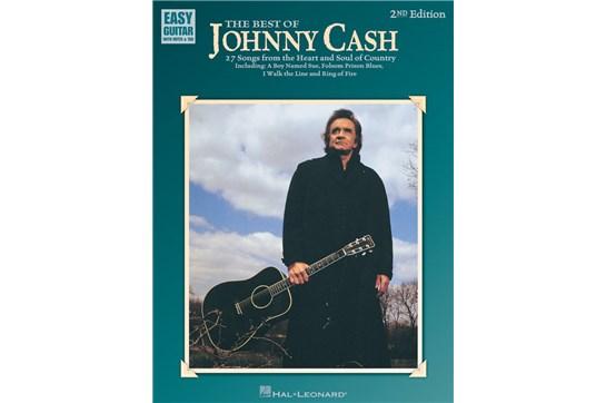Johnny Cash Best Of Easy Guitar