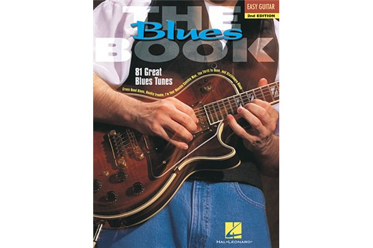 The Blues Book (Easy Guitar)