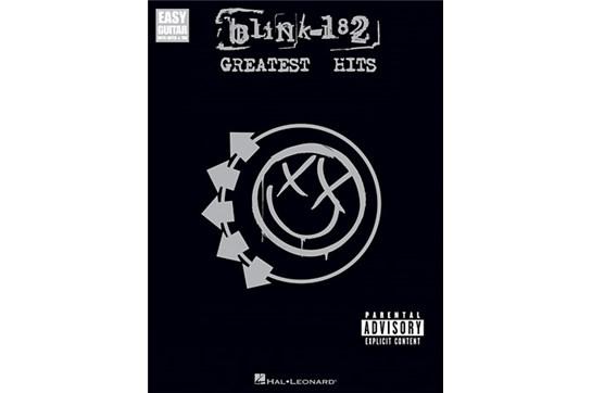Blink 182 Greatest Hits EZ GTR