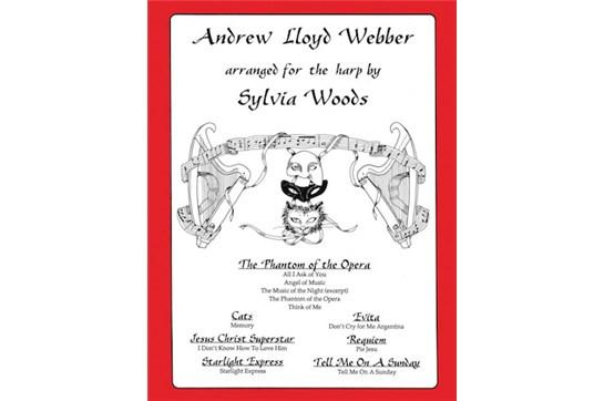 Andrew Lloyd Webber Harp