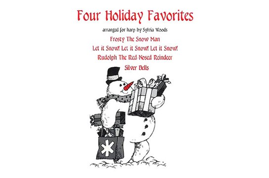 Four Holiday Favorites Harp