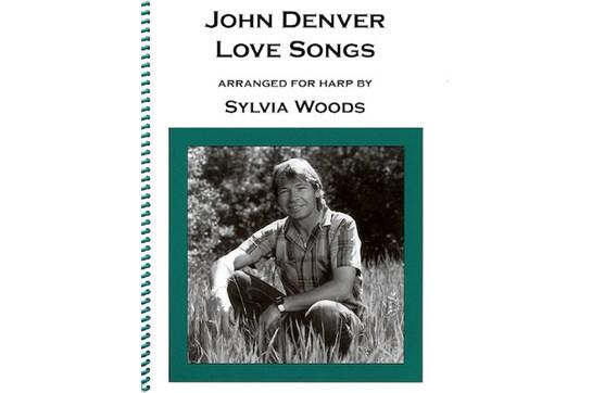 John Denver Love Songs (Harp)