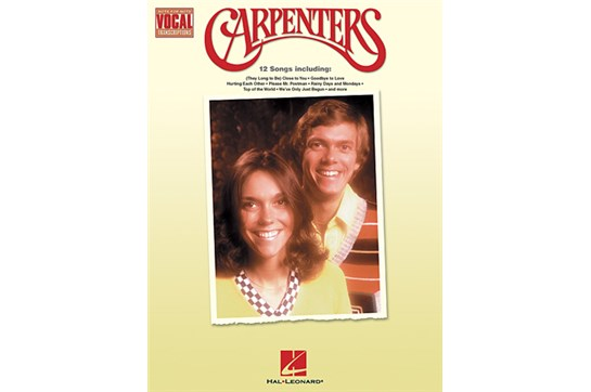 Carpenters Vocal Transcriptions