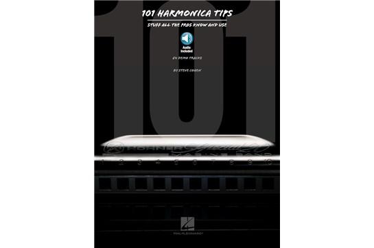 101 Harmonica Tips w/CD
