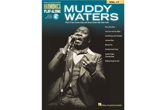Muddy Waters Harmonica Play Along