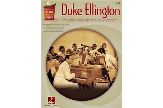 Duke Ellington – Bass Big Band Play-Along Volume 3