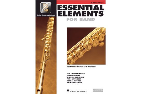 Essential Elements Flute Lesson Book 2