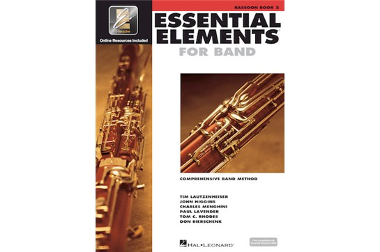 Essential Elements Bassoon Lesson Book 2