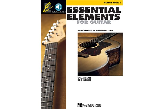Essential Elements for Guitar Book 1 w/Audio