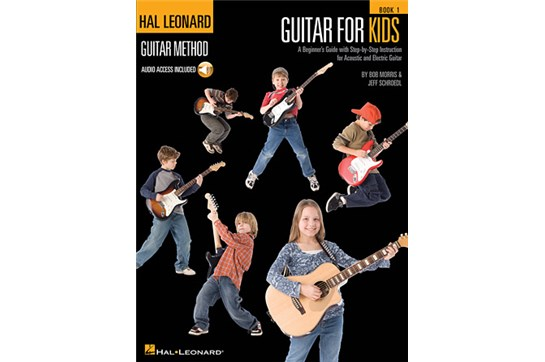 Hal Leonard Guitar for Kids w/CD
