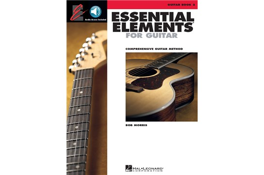 Essential Elements for Guitar Book 2
