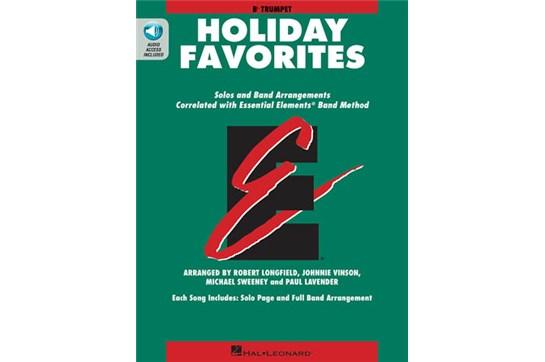 EE Holiday Favorites (Trumpet)