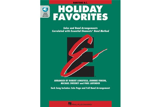 EE Holiday Favorites (Bari BC)