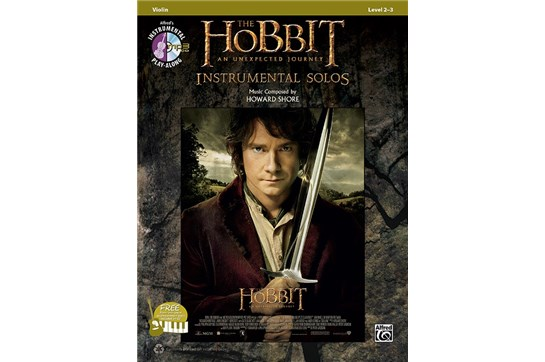 The Hobbit: An Unexpected Journey Instrumental Solos - Violin
