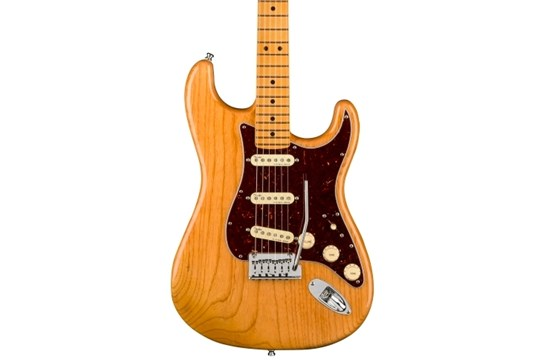 Fender American Ultra Stratocaster - Aged Natural