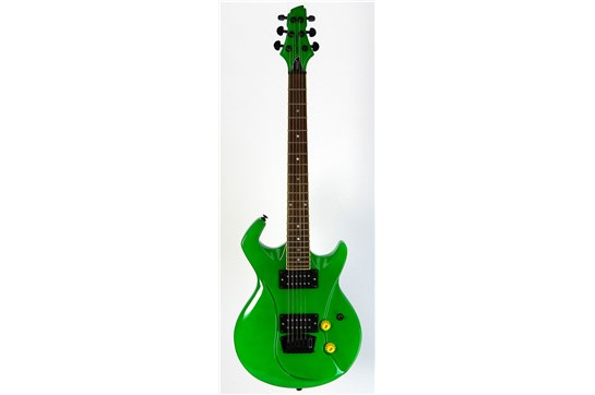 Switch Vibracell Electric Guitar Neon Green - Used