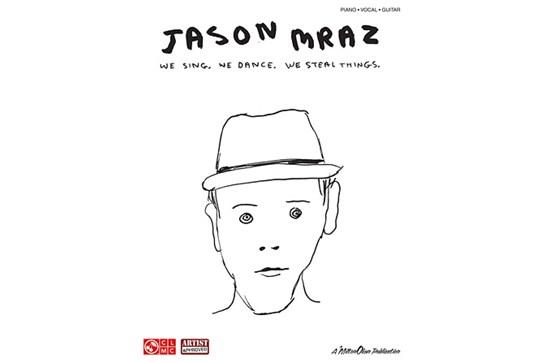 Jason Mraz: We Sing. We Dance. We Steal Things. - PVG