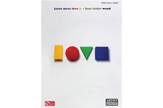 Jason Mraz: Love Is a Four Letter Word - PVG