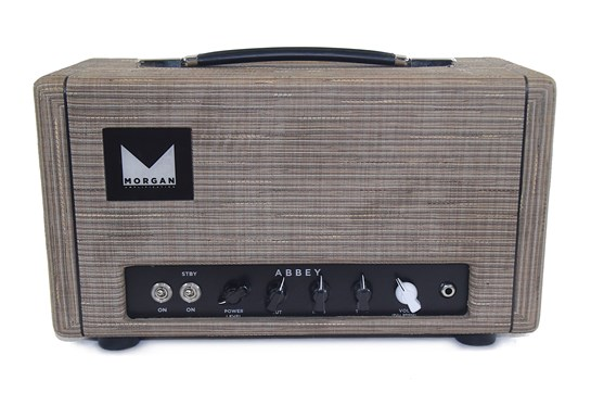 Used Morgan Abbey 20-watt Head - Driftwood